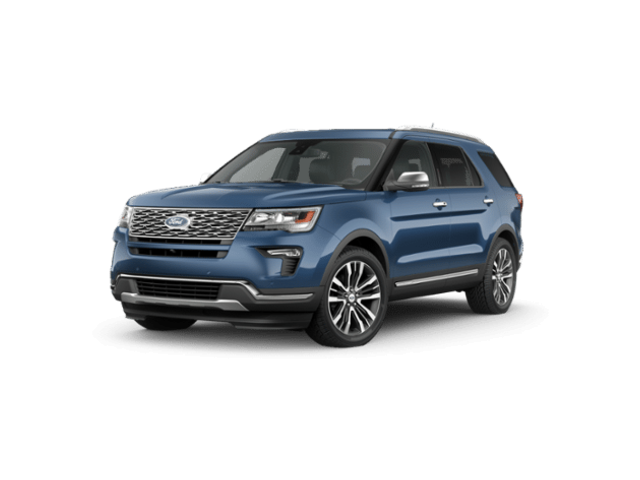 New 2019 Ford Explorer Platinum SUV for sale in Reno, NV